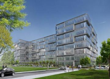 New office investment in Mokotów