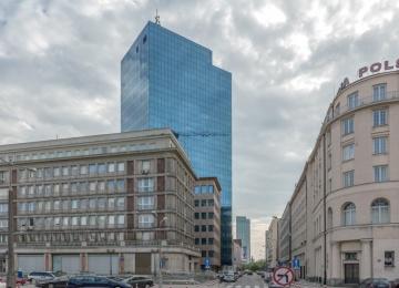Moniuszki Tower office building sold