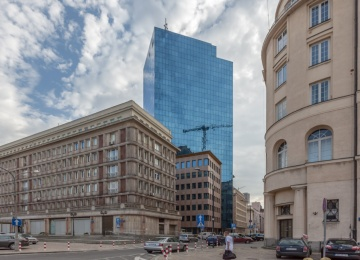 Moniuszki Tower office building sold