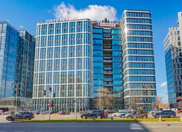 Immofinanz invests in Warsaw