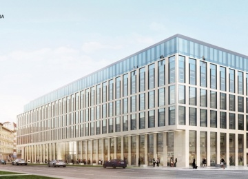 Breeam Excellent for Nobilis Business House