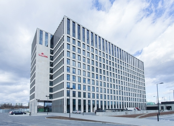 Occupancy permmit for Opolska Business Park