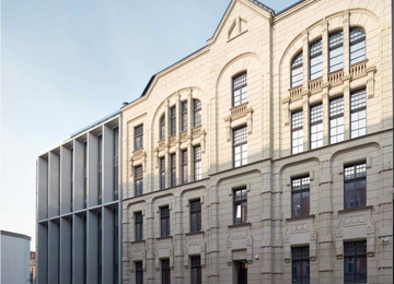OFF Piotrkowska Center with new office space