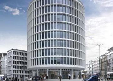 Poznań: new tenant in Okrąglak