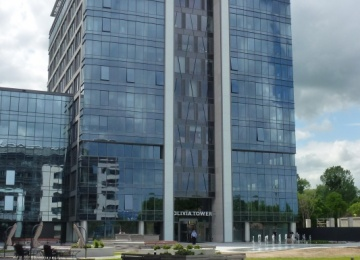 More office space for Bayer in Olivia Tower