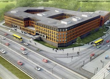 Third phase of Orange Office Park
