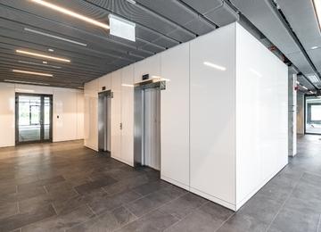 Unconventional office complex in Służewiec
