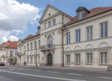 Młodziejowskiego Palace changed the owner
