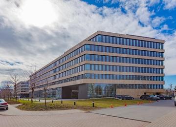 The opening of Park Rozwoju Phase II