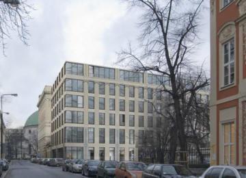 Małachowskiego Square has building permit