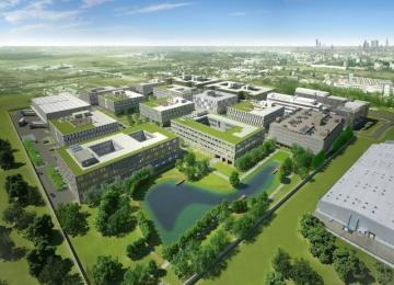 Poleczki Business Park received Highly Commended title on European Property Award 2011