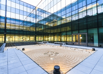 Cracow: Erbud as the general contractor of Porto Office A