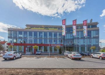 Kia Motors changes the headquarters