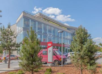 Kia Motors changes the headquarters
