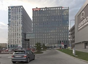 Quattro Business Park with BREEAM