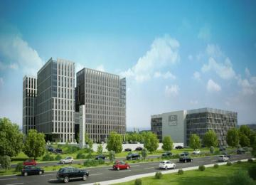 Cracow: Quattro Business Park II received usage permit