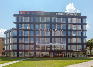 Warsaw: Racławicka Point leased out