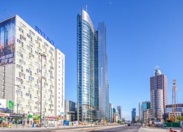New tenant in Rondo 1 skyscraper