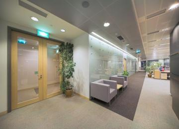 JLL selected as a property manager for Rondo 1 office building