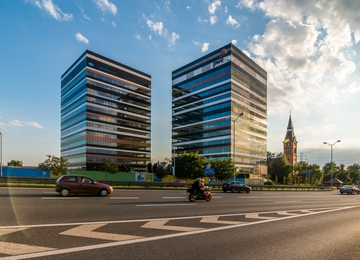 Katowice: Skanska received building permit for next investment