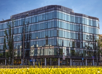 Sky Office Center remains BREEAM certified