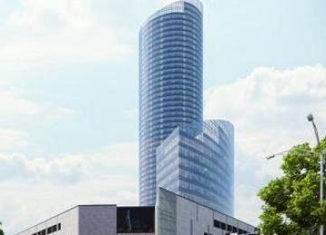 Sky Tower – the highest in Poland