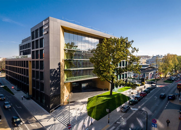 Lublin extends its office space