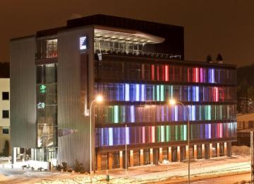 New office block in Gdynia