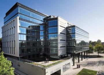 Sterlinga Business Center with BREEAM Certificate for longer