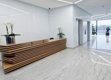 The Tides opening offices by the Vistula River