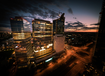The Warsaw HUB and Warsaw UNIT are the safest buildings in the world