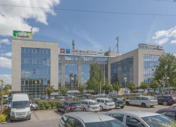 Second phase of Ursynów Business Park