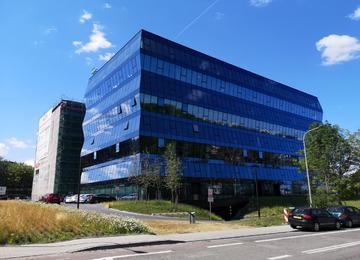 Wadowicka 3 office complex in Crakow
