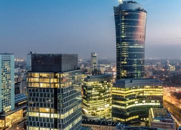 New restaurant in Warsaw Spire
