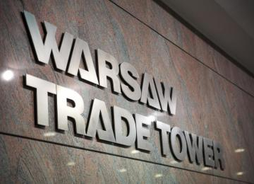 Warsaw Trade Tower for sale