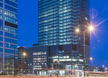 Warsaw Unit as the first office building with Well v2 Core precertification