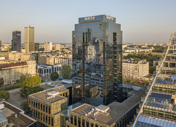 Warta Tower will be renovated