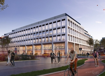 Wrocław West 4 Business Hub is not slowing down