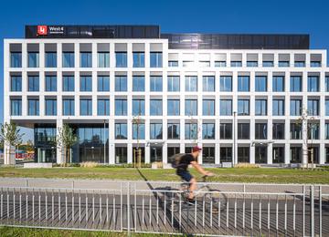Wrocław West 4 Business Hub is not slowing down