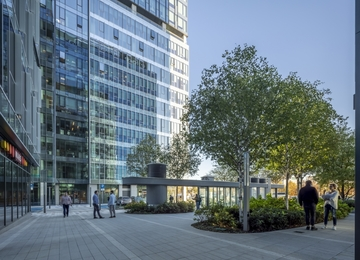 BREEAM Certificate goes to West Station
