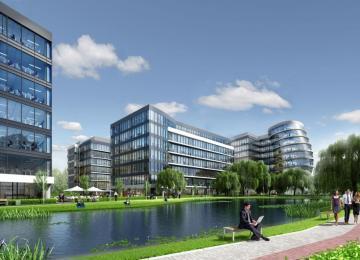 Second phase of Sasanki Office Park