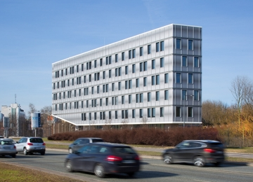 Witosa Point office building is going to rise in Mokotów