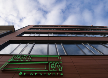 Multiroom in Zielony by Synergia