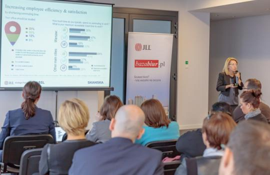 JLL Workshops for Office Occupiers