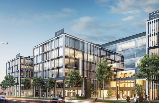 JLL to lease one of the largest commercial investments in Tri-City