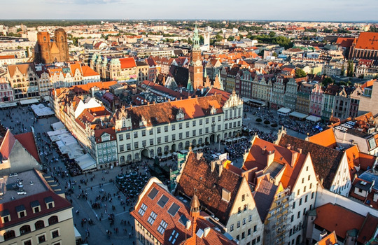 Wrocław office market remains robust