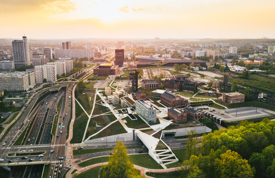 Spaces makes its debut in Katowice