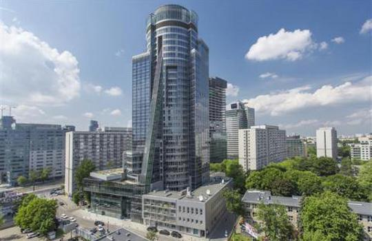 SPEKTRUM Tower with new tenants