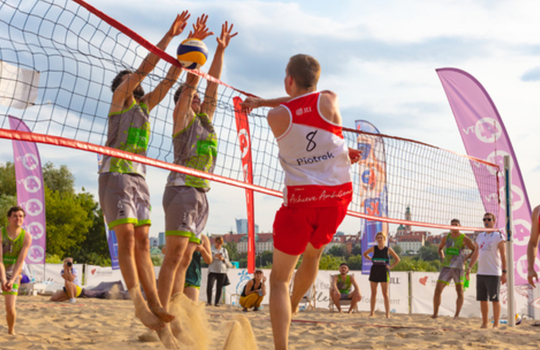 Charity Real Estate Beach Volleyball Tournament