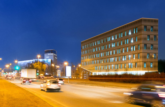 Regus opens another office in Warsaw